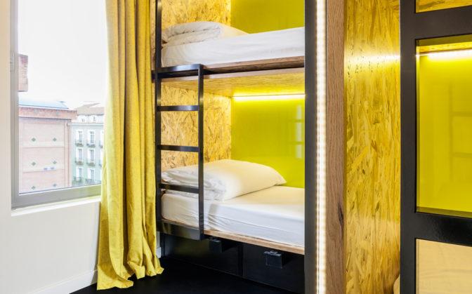 hotel madrid con climatizacion
