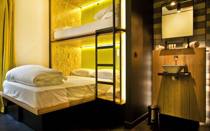 habitaciones accesibles hotel madrid