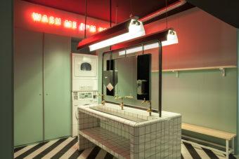 hostel con lavanderia en madrid