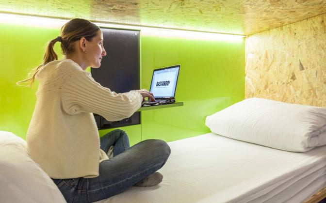 hotel wifi gratis centro madrid