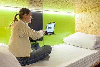 hotel con wifi en madrid