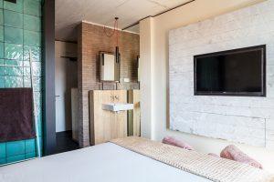 Habitación doble camas