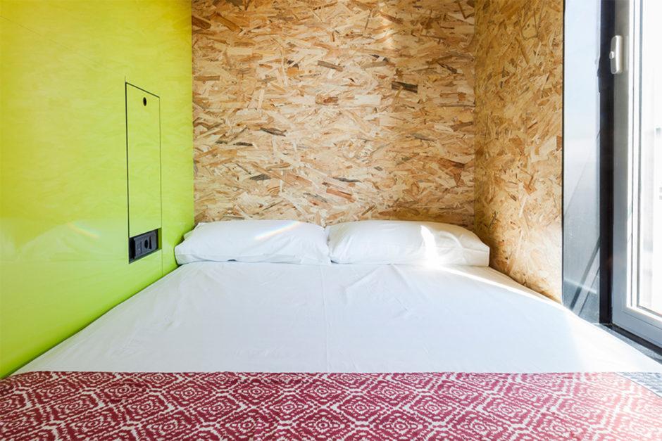 hostel para dormir en madrid