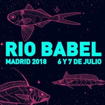 Portada Río Babel