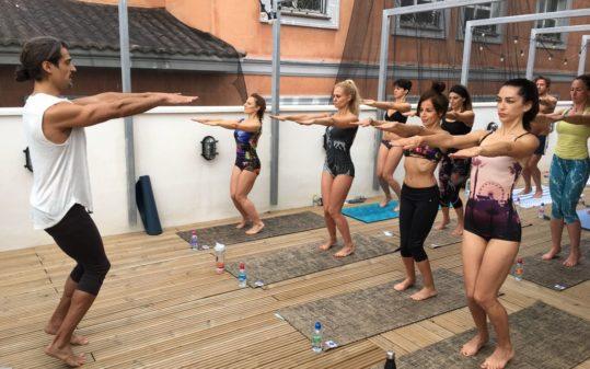 Yoga en Bastardo
