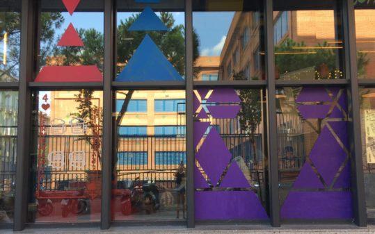 arte bastardo hostel Madrid