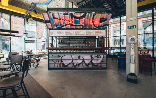 bares de bastardo