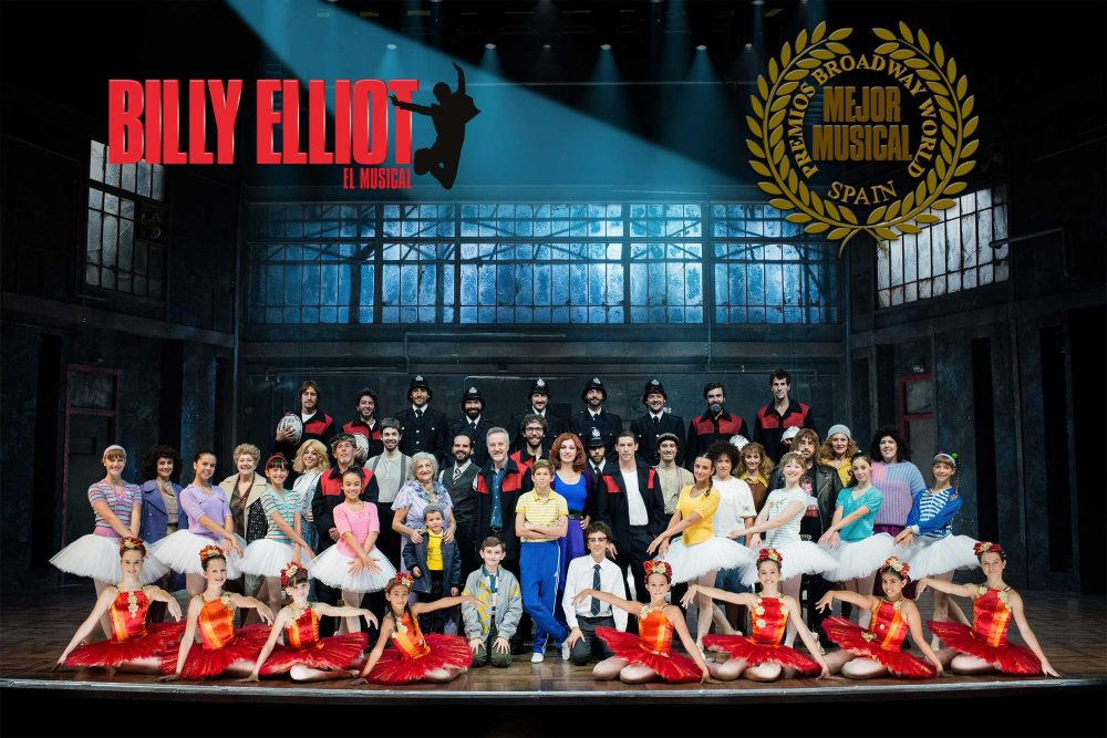 Billy elliot musicales madrid