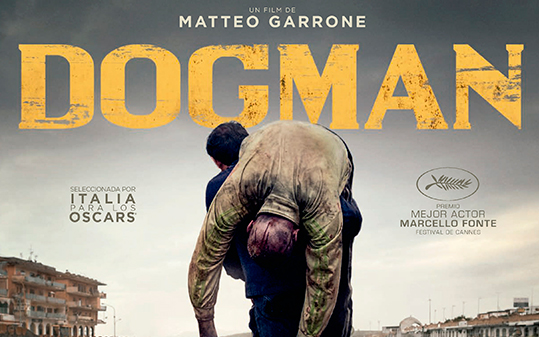 estreno dogman madrid