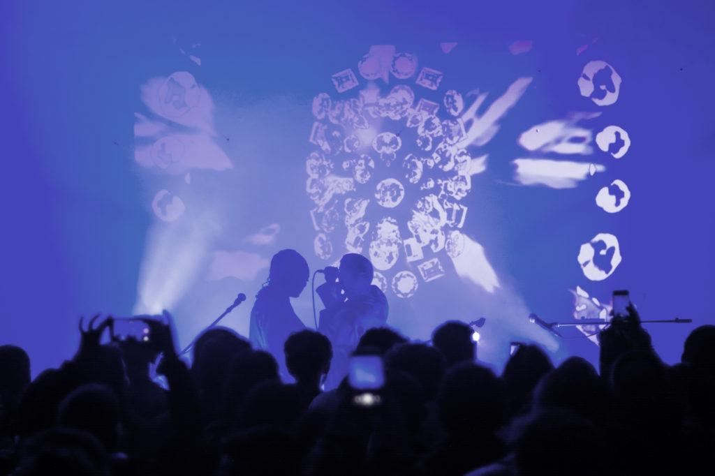 Laikamorí concierto madrid dream pop