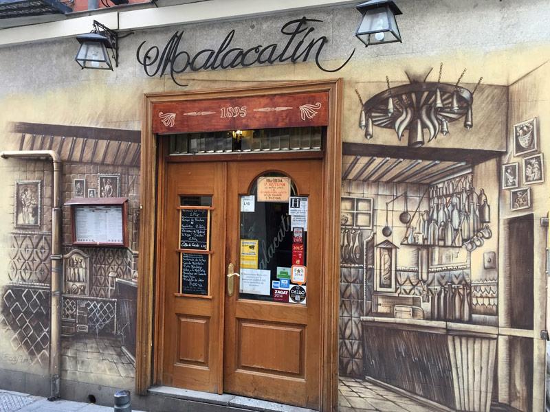 Puerta Malacatín cocido Bastardo