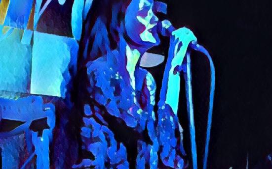 Evento Sophia mujer cantando
