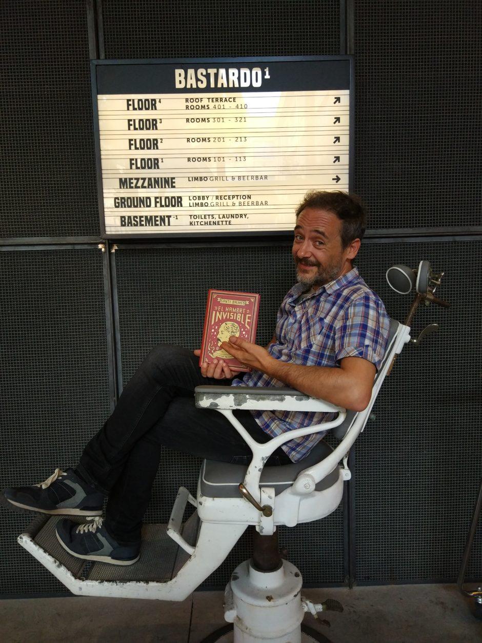 Santi Balmés silla icónica