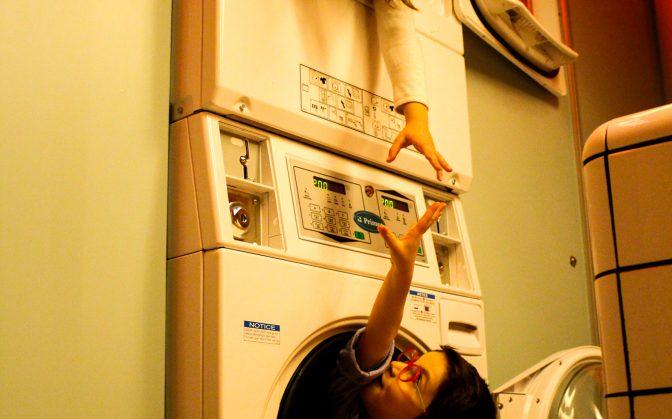 Lavandería|Laundry