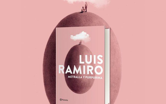 Luis Ramiro libro de poemas