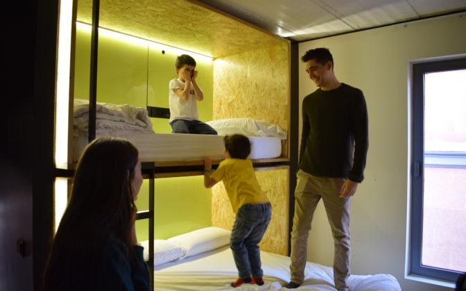 habitacion familiar para 3
