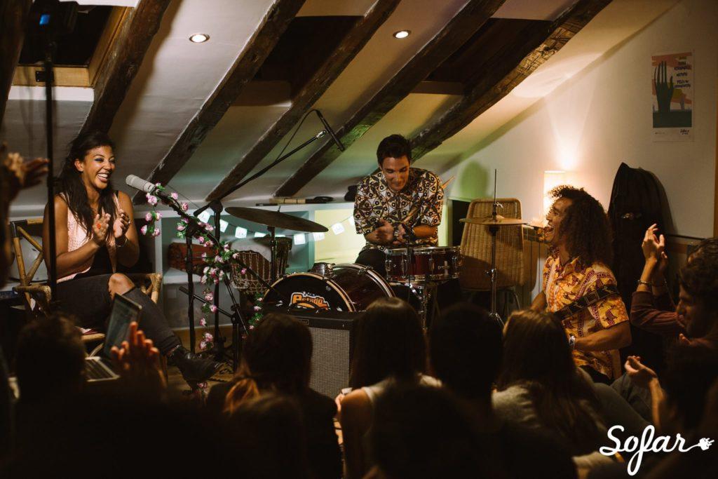 concierto gratis madrid feli and the lemonshakers