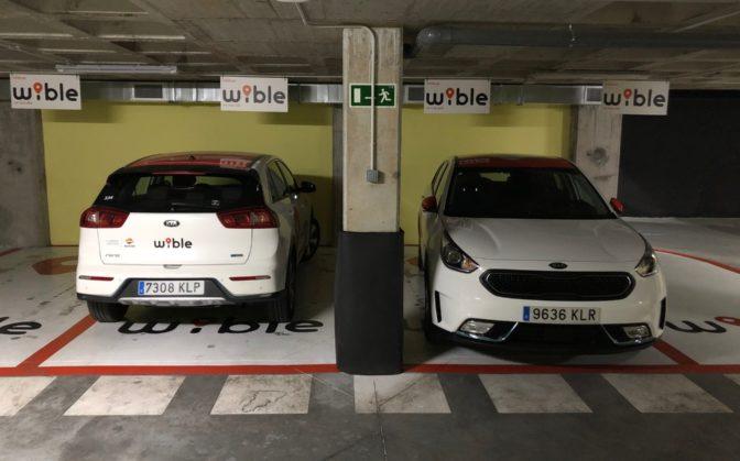 parking malasaña