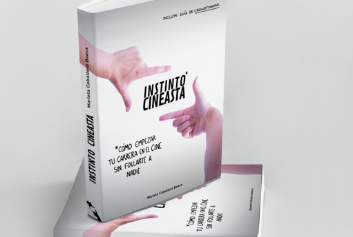 instinto cineasta libro Marieta