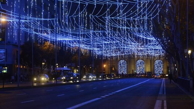 Luces Navidad Madrid