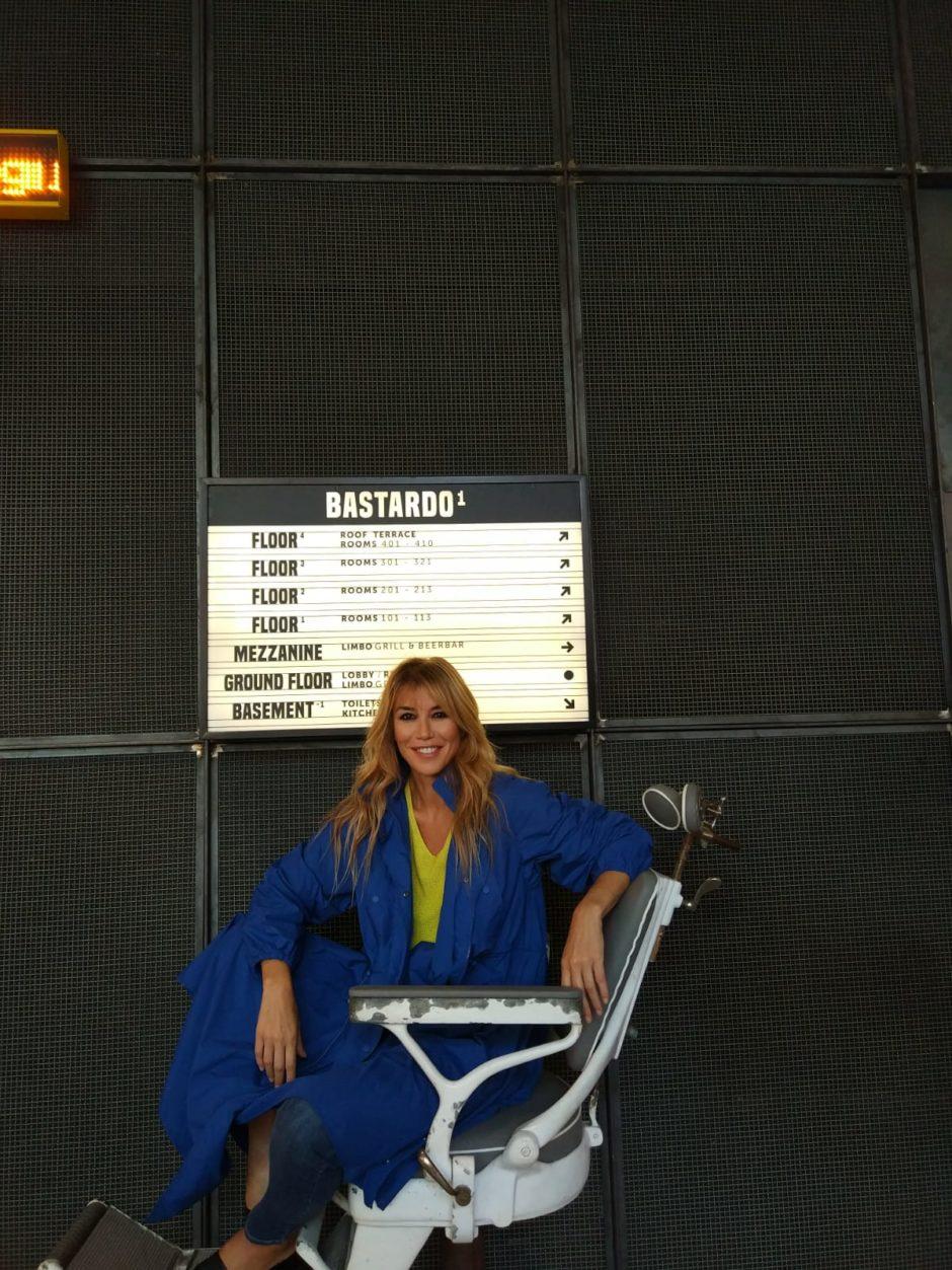 Raquel Meroño silla icónica
